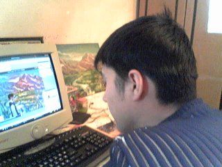 Maksatjan On the Computer