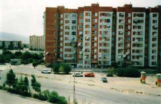 Ashghabat - 2002year