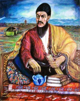 Makhtumkuli – Turkmen Thinker and National Poet