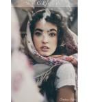 Nice model scarf