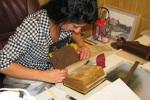 Manuscripts Matenadaran-Institute of Restoration Workshop (Photo Beer Frank Sawyer