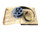 A similar microfilm of manuscripts