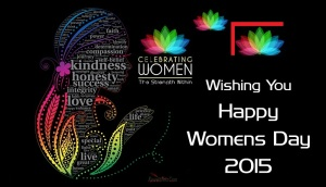Happy International Women's Day 2015