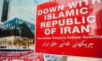A group of Iranians protestedtograph: Cristian Mijea/Cristian Mijea/Demotix/Corbis