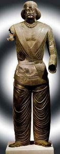 A solider of Parthian Empire Arsak